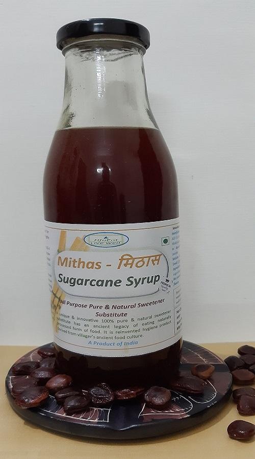 Sugarcane Syrup (मिठास)